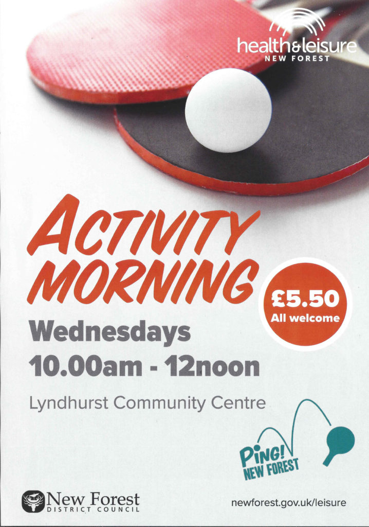 Activity-Mornings