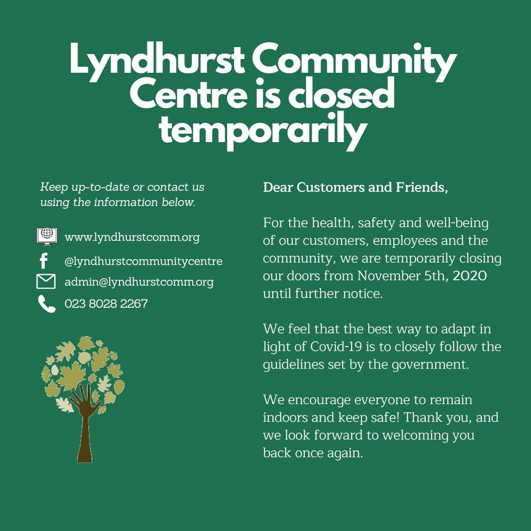Lynd-Comm-Centre-Closed